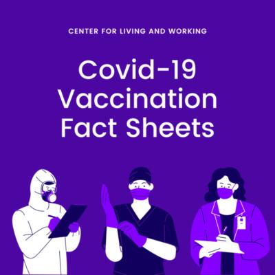 covid-19 fact sheets